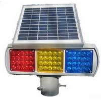 Buy cheap China supplier roadway safety solar powered warning signal light solar flash warning light from wholesalers