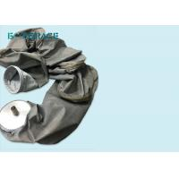 Wholesale Carbon Black Plant Fiberglass Filter Bags Dust Filter / Air Filter Media from china suppliers