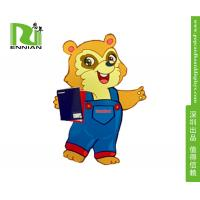 Wholesale Recyclable Cardboard Display Unit , Cardboard Book Display Standee Lightweight from china suppliers