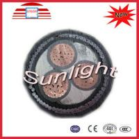 China XLPE / PVC Insulated Low Voltage Multi-Core Industrial Electrical Wire And Cable on sale