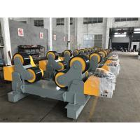 Wholesale 80000 lbs / 40T Self Aligning Welding Rotator Pipe Stand Roller For Tank Welding from china suppliers