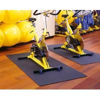 Wholesale Rectangle Elliptical Exercise Bike Floor Mat Under Treadmill Anti Vibration Mat from china suppliers