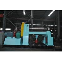 Wholesale W12-55X2500 4 Roller Pipe Bending Machine Drive By Hydraulic 600mm Top Roll from china suppliers