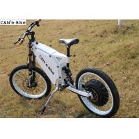 Wholesale Enduro / Off Road Electric Hub Motor Bicycle Long Range Distance For Fatboy / Adults from china suppliers