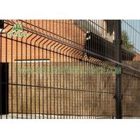 Wholesale Pre - Galvanized Welded Mesh Fence PVC Coated Heat Resistant With 4 Bends from china suppliers