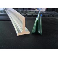 Wholesale Oil Resistant Extruded Polyurethane , T Profile Conveyor Belt Replacement from china suppliers