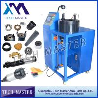Wholesale 4KW Touch Screen Hydraulic Hose Crimping Machine 20MM-175MM Crimping rang from china suppliers