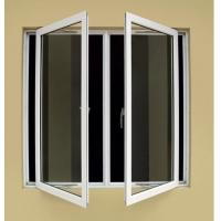 Wholesale 1.5mm profile thickness brand new casement windows with tempered glass for commercial from china suppliers