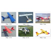 Wholesale have stock right now Wilga 20cc Rc airplane model, remote control plane from china suppliers