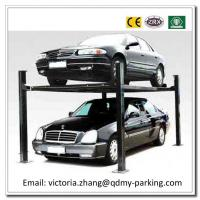 Wholesale On Sale! Cheap and High Quality Four Post Parking System 4 post hydraulic car park lift from china suppliers