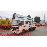 Wholesale Foton Aumark 14m aerial platform truck, hot sale overhead working truck, from china suppliers