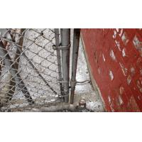 Wholesale Electro galvanized chain link fence/pvc coated chain link wire mesh from china suppliers
