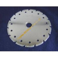 Buy cheap V-slot Electroplated blades from wholesalers