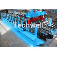 Wholesale 0-15m/min Forming Speed Cold Roll Forming Machine With Sheet Left And Right Traverse Movement from china suppliers