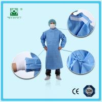 Wholesale Wholesale Best Price Sterile Disposable Surgical Gown with hand towel from china suppliers