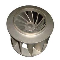 Wholesale Copper Alloy Horizontal Water Pump Impeller , Water Pump Parts OEM DIN , EN from china suppliers