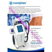 Wholesale Sincoheren slimming machine Coolplas cryolipolysis fat freezing zeltiq freeze fat from china suppliers