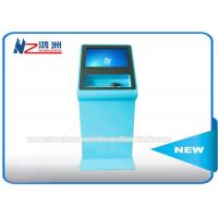 Wholesale Custom Self Service Library Kiosk With Metal Keyboard For University Education from china suppliers
