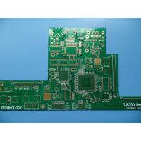 Wholesale Signal Generator Board FR4 Ball Grid Array PCB 8 Layer Matt Green Solder Mask from china suppliers