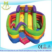 Wholesale Hansel free playground equipment,obstacle sport game indoor and outdoor from china suppliers