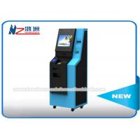 Wholesale TFT LCD Touch Screen Display Bill Pay Kiosk Locations With Deposit And Withdraw Bank Note from china suppliers