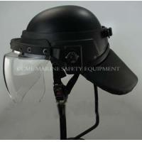 Wholesale Police safe anti riot helmet from china suppliers