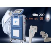 Wholesale High Frequency HIFU Machine / Hifu Treatment Skin Rejuvenation Machine from china suppliers