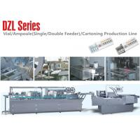 Wholesale Ampoul  Blister Packaging  Line Cartoning Packing line , Single or Double Feeder from china suppliers