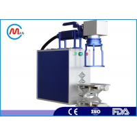 Wholesale 10W CO2 laser marking machine for leather and plastics , portable laser marking machine from china suppliers