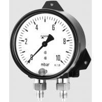Wholesale remote pressure sensor, differential pressure gauge, standard pressure gauge from china suppliers