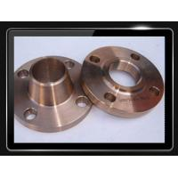 Wholesale Copper Bronze Alloy UNS C62400 Forged Forging Flanges/Surface Welded Coated Coating Flange from china suppliers
