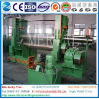 Wholesale MCLW11NC hydraulic symmetric three roller plate bending machine,plate rolling machine from china suppliers