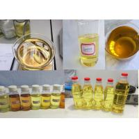 Wholesale Light yellow liquid Blend Steroid Injection Oil Tritren 180mg / ml for Muscle Gain from china suppliers