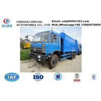 Buy cheap Best quality professional hot sell  best price dongfeng 16m3 garbage compactor truck, compression garbage truck from wholesalers