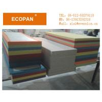 Wholesale Lightweight Acoustic Decorative Fabric Wrapped Wall Panels For Hotels from china suppliers