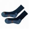 Buy cheap Sport/trekking socks for men, sneaker with terry from wholesalers