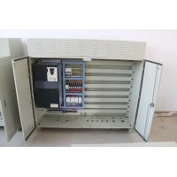 Buy cheap IP55 Schneider Gray Or Black End Carriage Control Panel Of 0.75kw-30kw Inverter Capacity from wholesalers