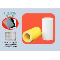 Wholesale Thick 0.5mm Semi Transparent Polystyrene Thermoforming Plastic Sheet Rolls from china suppliers