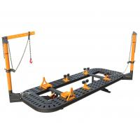 Wholesale Auto Body Frame Machine For Large Car Straightening Bench 5600* 2100*580mm from china suppliers
