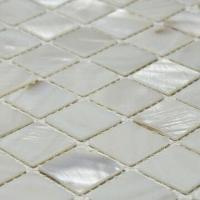 Wholesale Pearl Mosaic, Made of Natural Shell Material from china suppliers