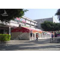 Wholesale High Strong temporary shelters , outdoor Fabric tents Anodized Aluminum Alloy Framed from china suppliers