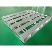 Wholesale Durable Aluminum Stacking Pallets , Carbon Or Stainless Steel Pallet from china suppliers