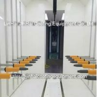 Wholesale High Quality Automatic Powder Painting Spray Booth Powder Paint Cabinet from china suppliers