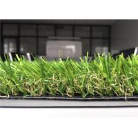 Wholesale Outdoor Artificial Pet Grass With 35mm Diamond Monofil PE Plus Curled PP from china suppliers