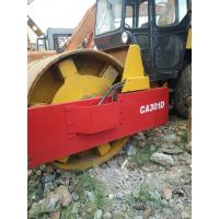 Wholesale used good condition cheap sale road roller Dynapac CA301D for sale from china suppliers