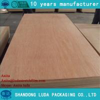 Wholesale Luda 18mm high quality white wood poplar plywood for India market from china suppliers