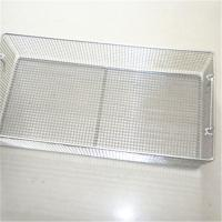 Wholesale sheet metal fabrication Wire Basket With Handles Add To Compare Share Stainless Steel from china suppliers