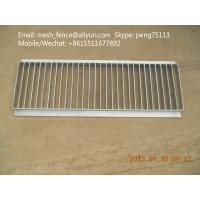 Wholesale Hot dipped galvanized heavy duty steel grating new products from china suppliers