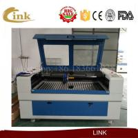 Wholesale Metal CO2 Laser Engraving Cutting Machines With Hiwin Linear Square Rails from china suppliers