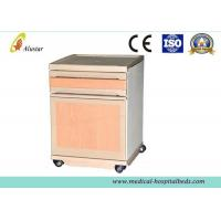 Wholesale Durable ABS Hospital Bedside Cabinet Medicine Storage Locker with Castors (ALS-CB106) from china suppliers